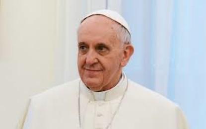 Masa Remaja Paus Fransiskus Diungkap Dua Sahabatnya