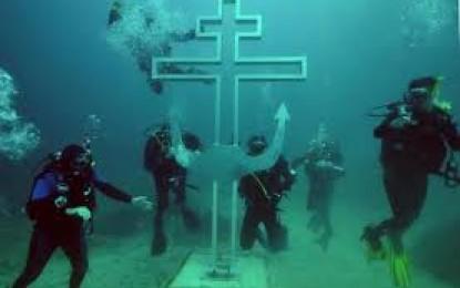 Unik, Sebuah Gereja Dibangun di Bawah Laut