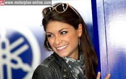 Dukungan Sang Kekasih Untuk Rossi