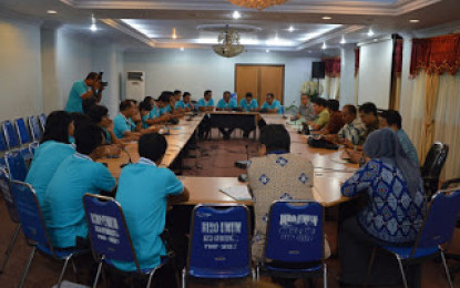 Kumendong: Forum Humas Bali Sambangi Pemprov Sulut
