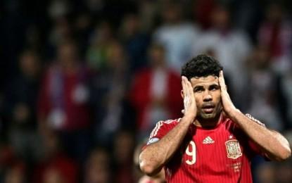 Costa Ditolak Masuk Skuad Timnas Spanyol