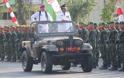 Pj Gubernur Sumarsono : Jati diri TNI Sebagai Tentara Rakyat