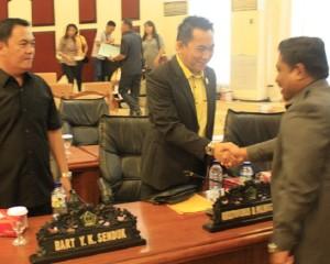 APBD 2016 Disahkan DPRD Sulut