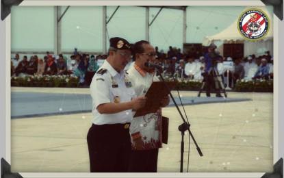 Deklarasi Kepala BAKAMLA-RI Pada Puncak Hari Nusantara