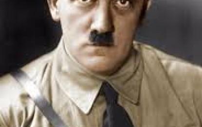 Diperintahkan Vatikan, Hitler Melarikan Diri ke Brasil?