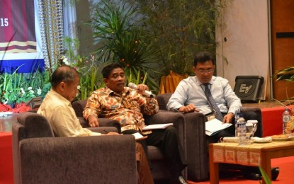 Gubernur Sulut Bersama Lembaga Keuangan Bahas Inflasi Daerah