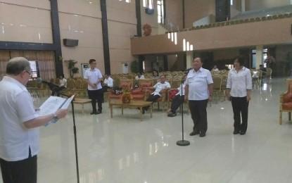 Parengkuan Siap-Siap Dilantik Pjb Walikota Tomohon