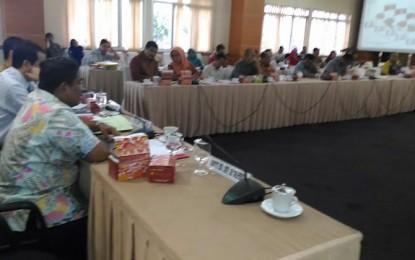 Sumarsono Pimpin Rapat Tim Teknis DPOD