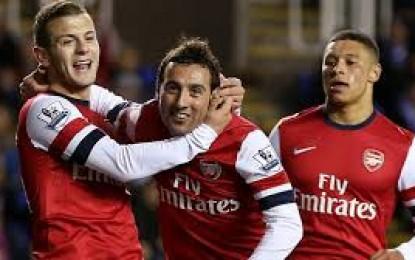 Santi Cazorla Dan Jack Wilshere Kembali Perkuat Arsenal