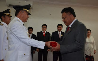 Kelima Bupati/Walikota Siap Bersinergi Dengan Gubernur Dan Wagub
