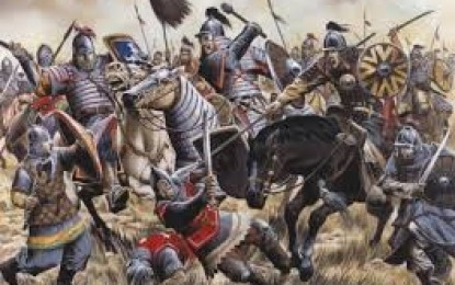 Inilah Kehebatan Bangsa Mongol Bikin Mereka Jumawa di Atas Muka Bumi