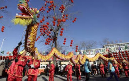 Inilah 5 Fakta Tahun Baru China 2016 Yang Perlu Diketahui