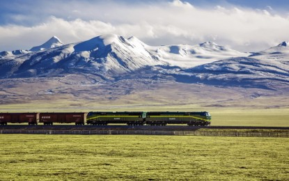 5 Jalur Kereta Api Terekstrim di Dunia