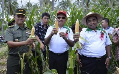 Gubernur Dorong Minut Jadi Tujuan Wisata Agro