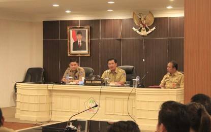 Wagub: SKPD Beri Informasi Benar Dalam Lakip
