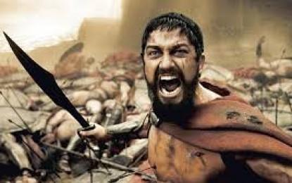 Prajurit Sparta Dulu Begitu Ditakuti, Ini Alasannya