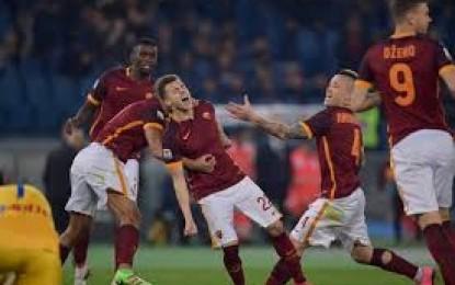 Seharusnya Roma Bisa Bobol Gawang Madrid