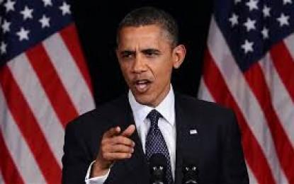 Obama Akan Terus Gempur ISIS, Pascabom Brussels