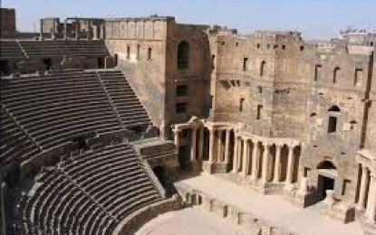 Kota Tua Palmyra, Jembatan Peradaban Barat-Timur
