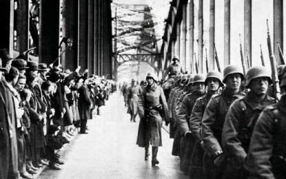 Mangkir Dari Perjanjian Versailes, Hitler Duduki Rhineland