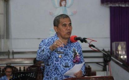 Bupati JWS Terima Kunjungan DPRD Padang Pariaman