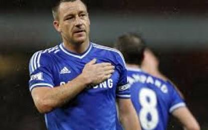 Bukti Kesetiaan John Terry terhadap Chelsea Tolak Tawaran Klub China