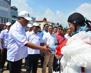 Gubernur Harap Atlit Peterjun Payung Sabet Emas