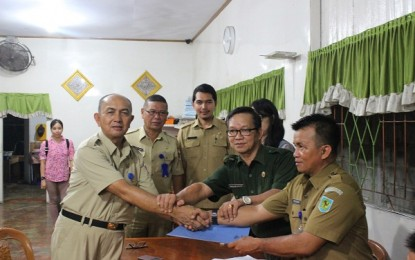 Pemprov Selesaikan Tapal Batas Kotamobagu – Bolmong