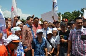 Kegiatan May Day di Kantor Gubernur Sulut