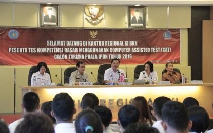 Kebutuhan Praja IPDN akan Difasilitasi Pemprov Sulut