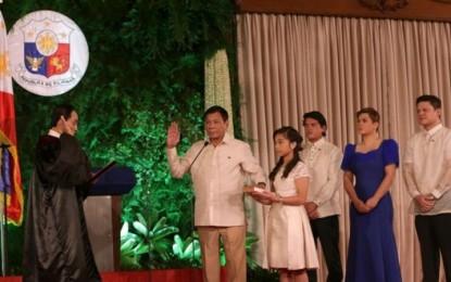 Dilantiknya Presiden Baru Filipina Indonesia Ucapkan Selamat