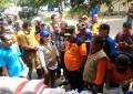 Gubernur Salurkan Bantuan Korban Bencana Sangihe