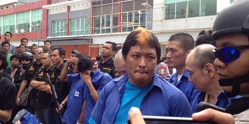 persiapan eksekusi mati gembong narkoba Freddy Budiman