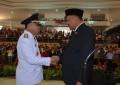 Gubernur Dondokambey Minta Watung Jalankan Pemerintahan dengan Baik