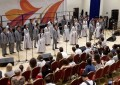 Minahasa Regency Choir Menggema di Rusia