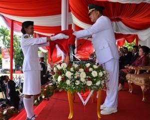 Gubernur Dondokambey Jadi Irup HUT ke 71 RI