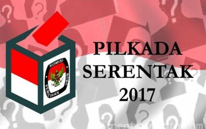 Sumbangan Dana Kampanye Paslon di Pilkada 2017 Dibatasi KPU