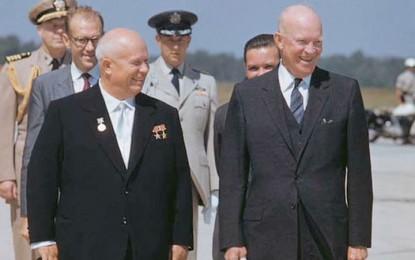 Sejarah Dunia: Kunjungan Pertama Pemimpin Uni Soviet ke Washington DC