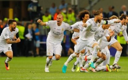 Gol Morata Di Penghujung Laga Bawa Madrid Kalahkan Sporting 2-1