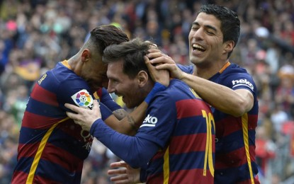 Menggila Di Camp Nou, Barcelona Bantai Celtic 7-0