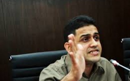Nazaruddin: Mantan Mendagri Bertanggung Jawab Atas Korupsi e-KTP