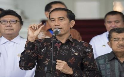 Jokowi Rapat Bahas Pergantian 39 Jabatan Eselon I