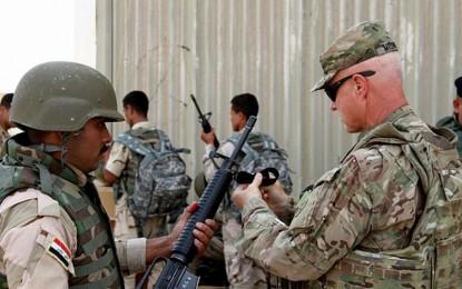 Pentagon Kembali Kirim Ratusan Tentara AS ke Irak