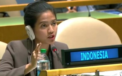 """Diplomat Cantik Indonesia Ini """"Tampar"""" 6 Pemimpin Negara"""