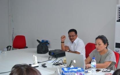 Mantiri Pimpin Rapat Tim Kerja Persiapan FPSL