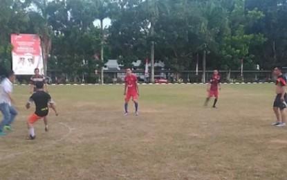 Wagub Kandouw Siap Buka Turnamen Futsal antar Wartawan se-Sulut