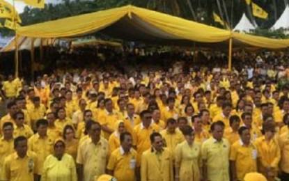 Setya Novanto Lantik Pengurus PG Sulut dan Kabupaten/Kota