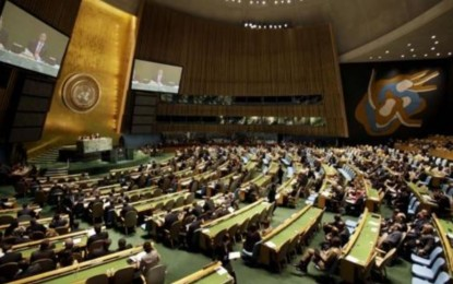 Dirayakan di Jakarta Hari Lahir ke-71 PBB