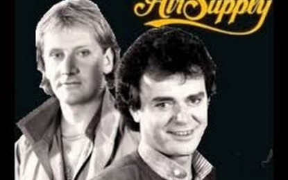 Christmas Ivent, Air Supply Bakal Hentak Warga Manado