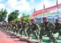 Meriah HUT Korp Marinir di Yonmarhanlan VIII Bitung